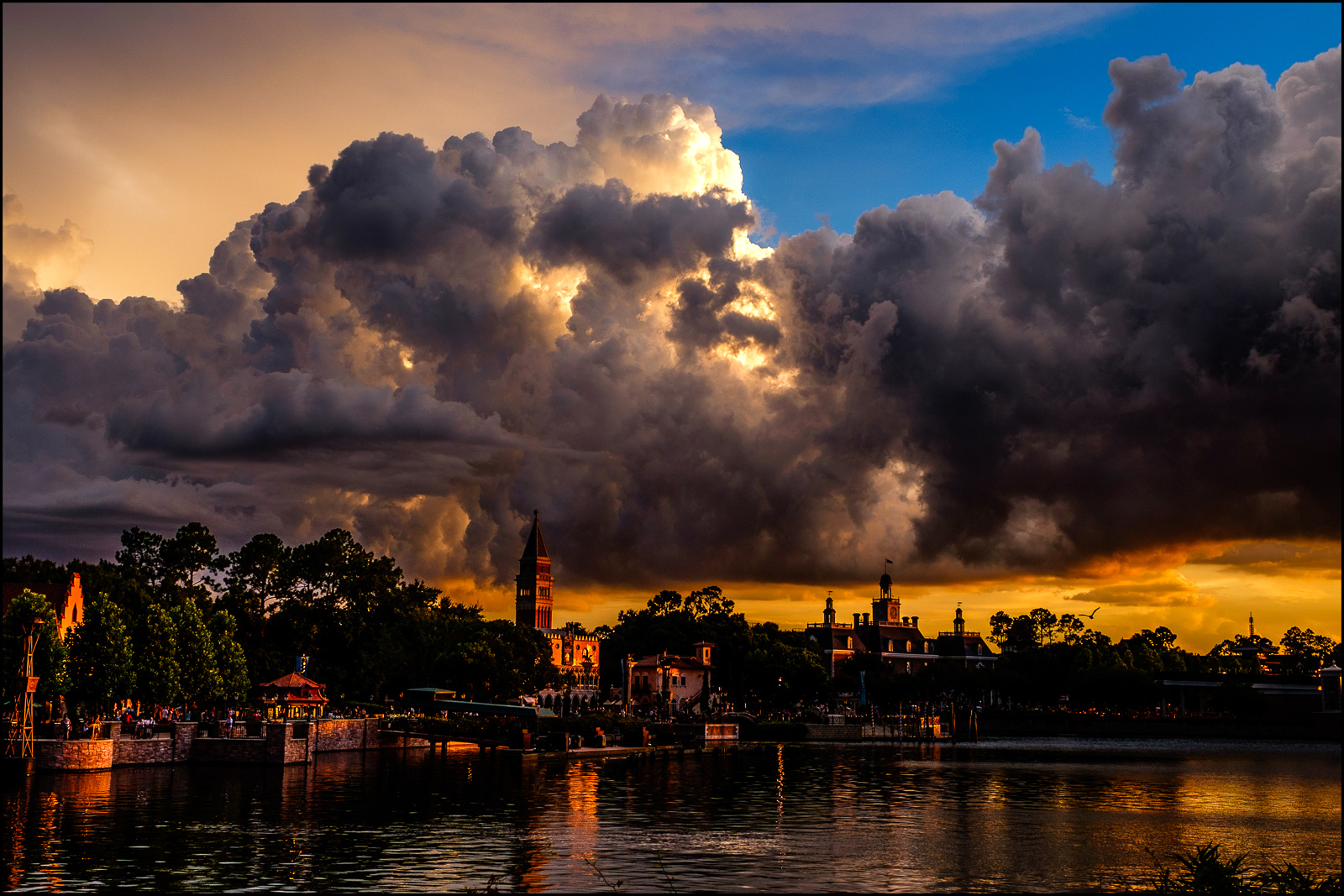 Sunset World Showcase