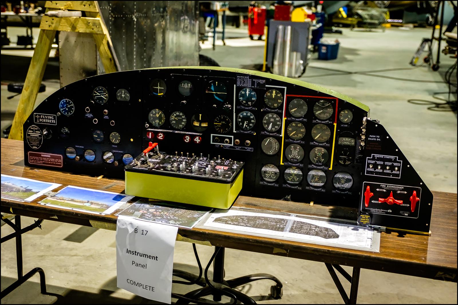 B-17 Panel