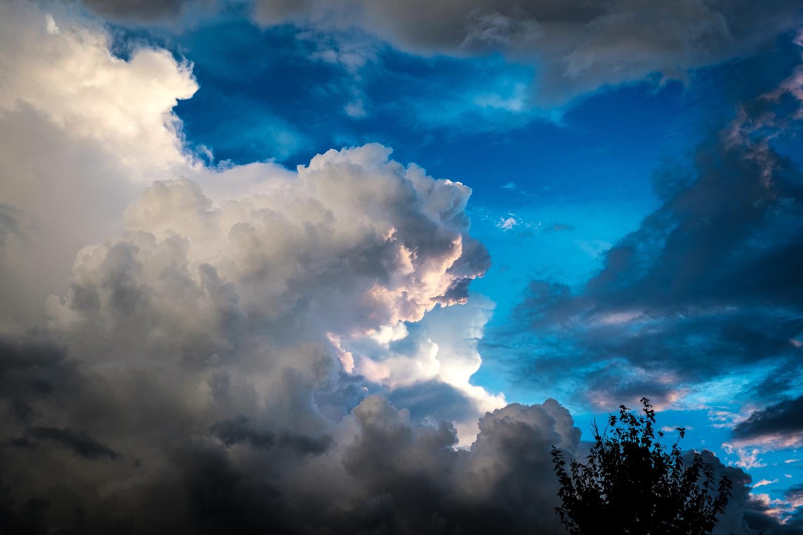 Break In The Clouds