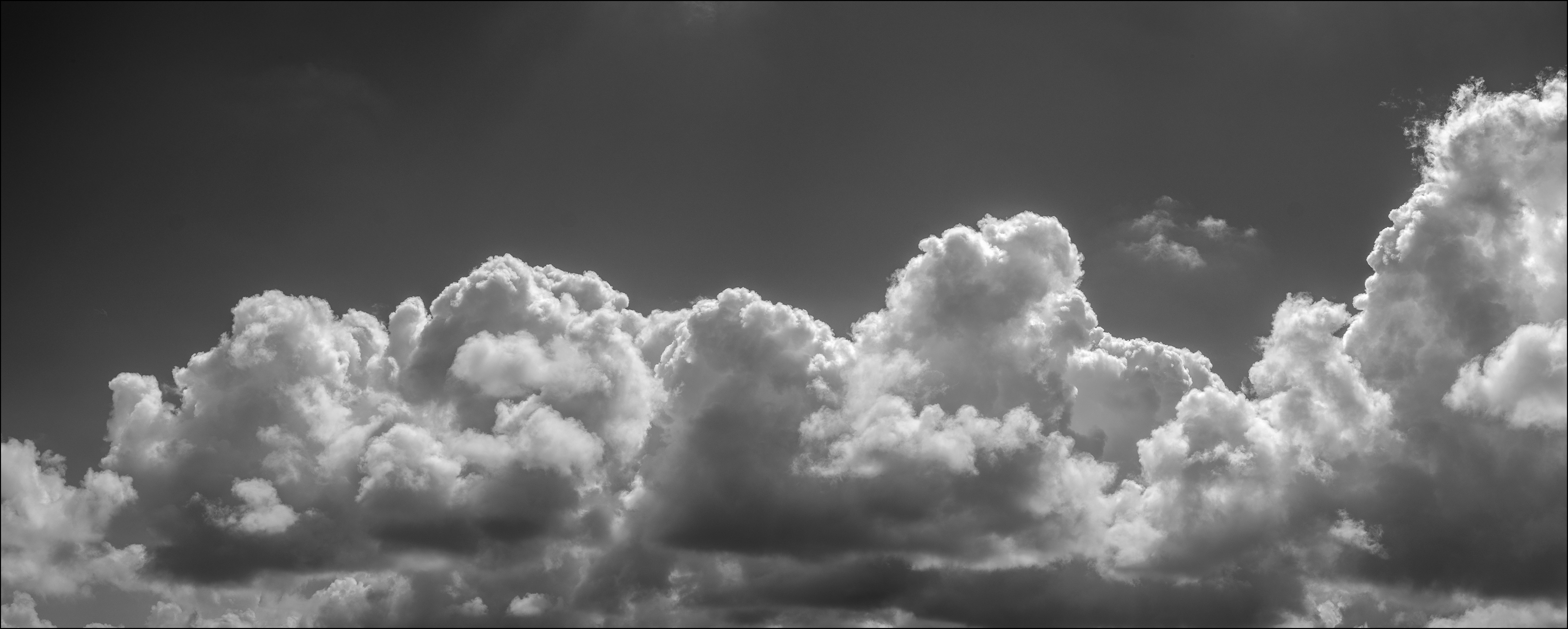 Afternoon Clouds
