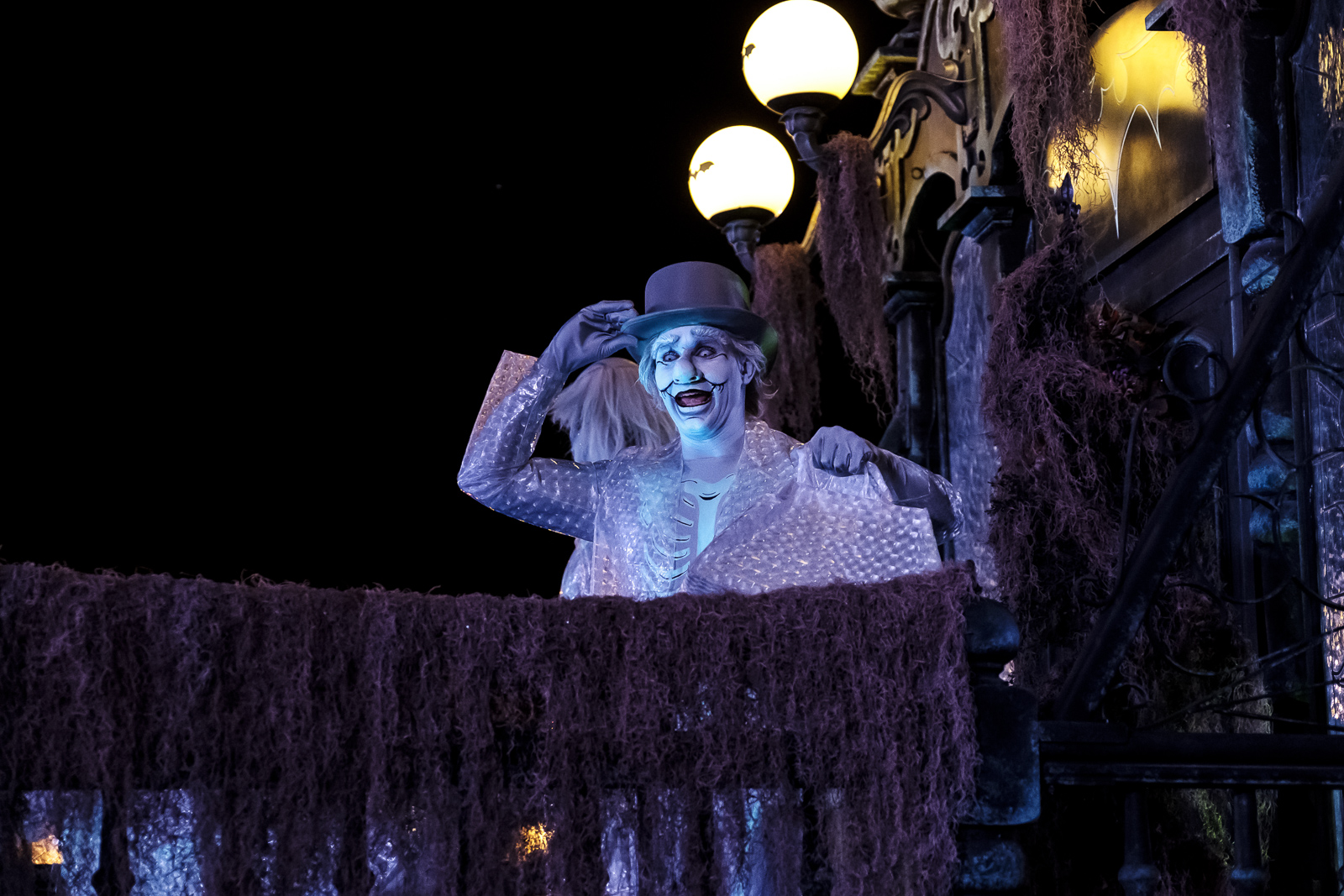 Hitchhiking Ghost